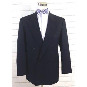 Giorgio Armani Wool Suit Blazer Jacket Sportscoat